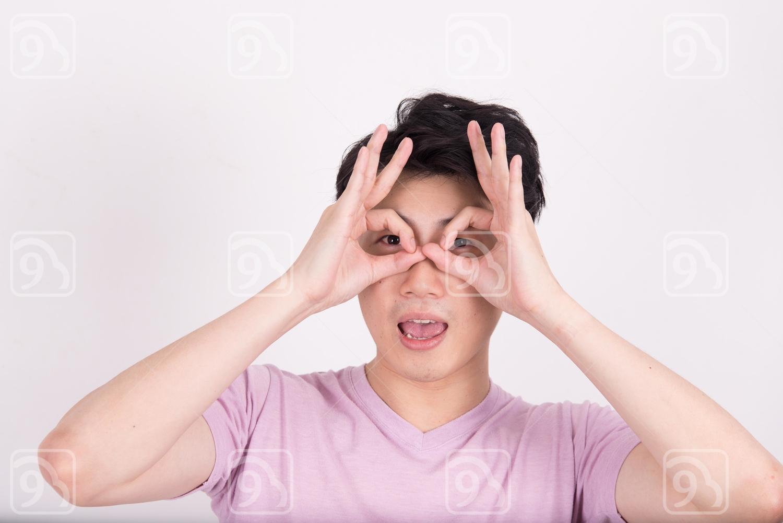 Finger glasses