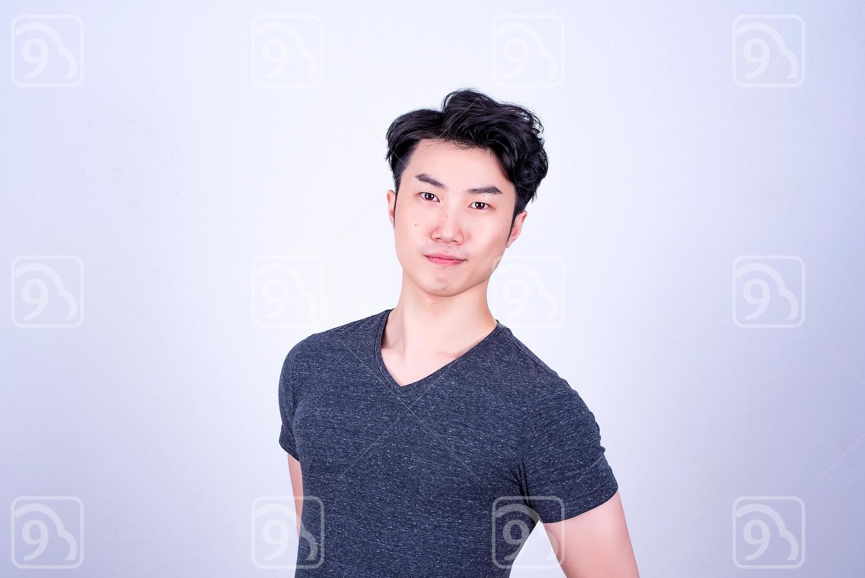 Good looking guy