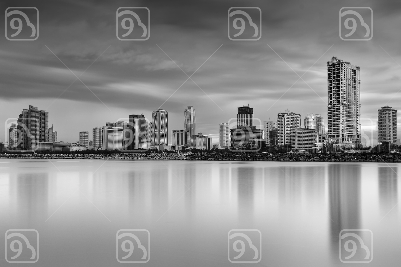 Daylight Cityscape