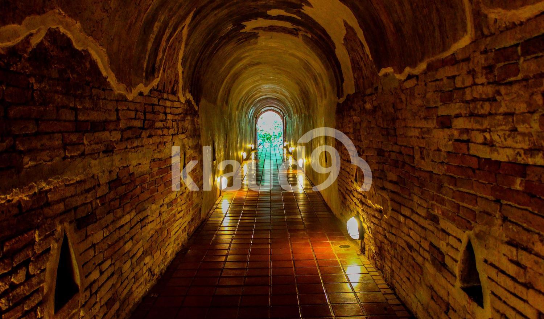 Wat Umong, Chiang Mai TH