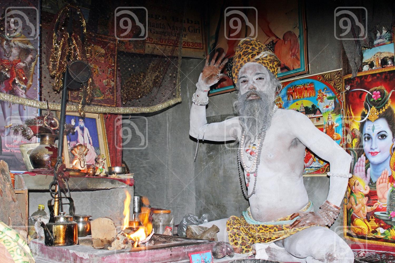 Naga Sadhu (Nude sadhus)