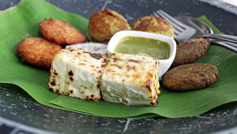 Indian Vegetarian Appetizers