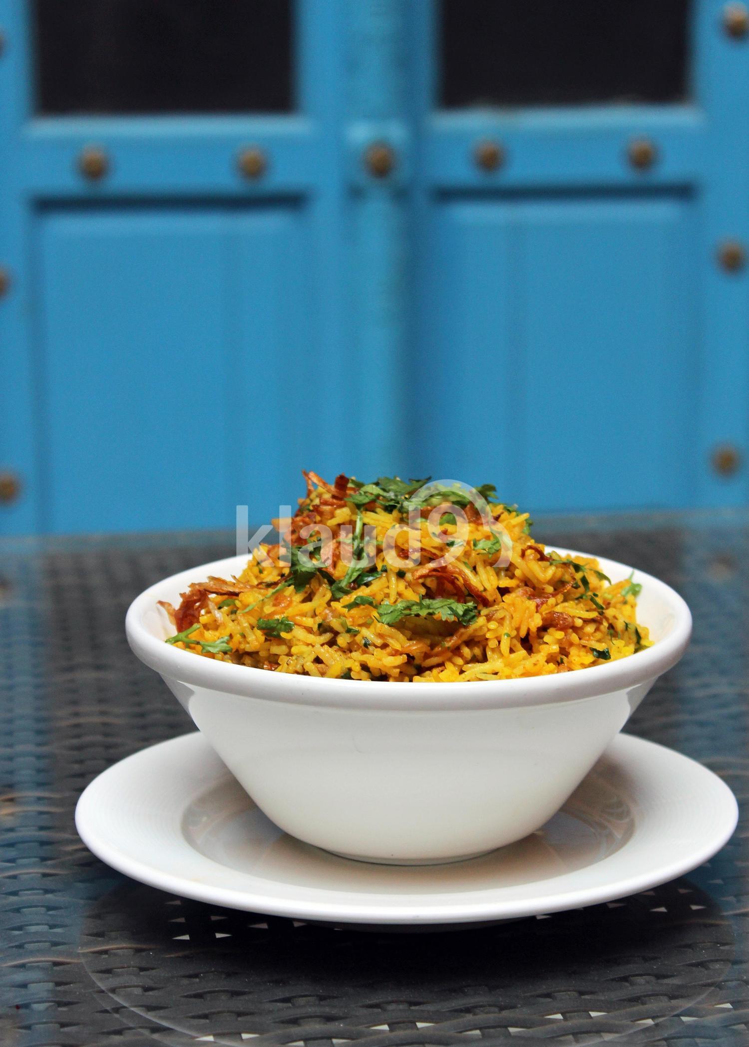 Rice Biryani