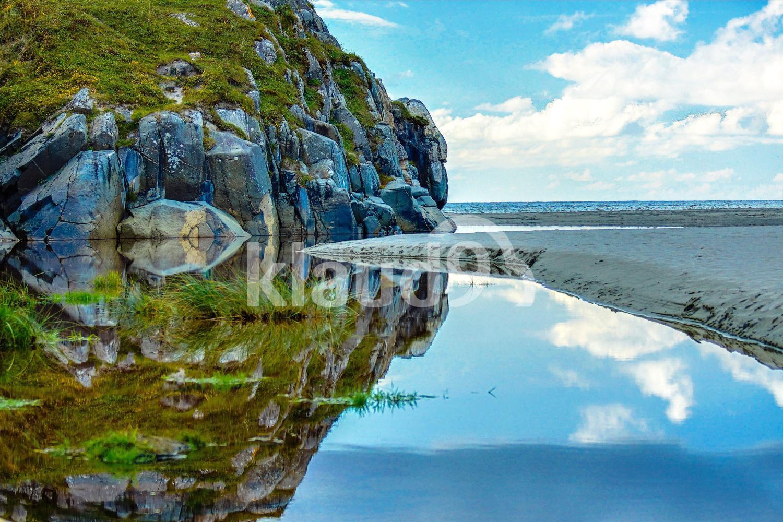 Sandve beach