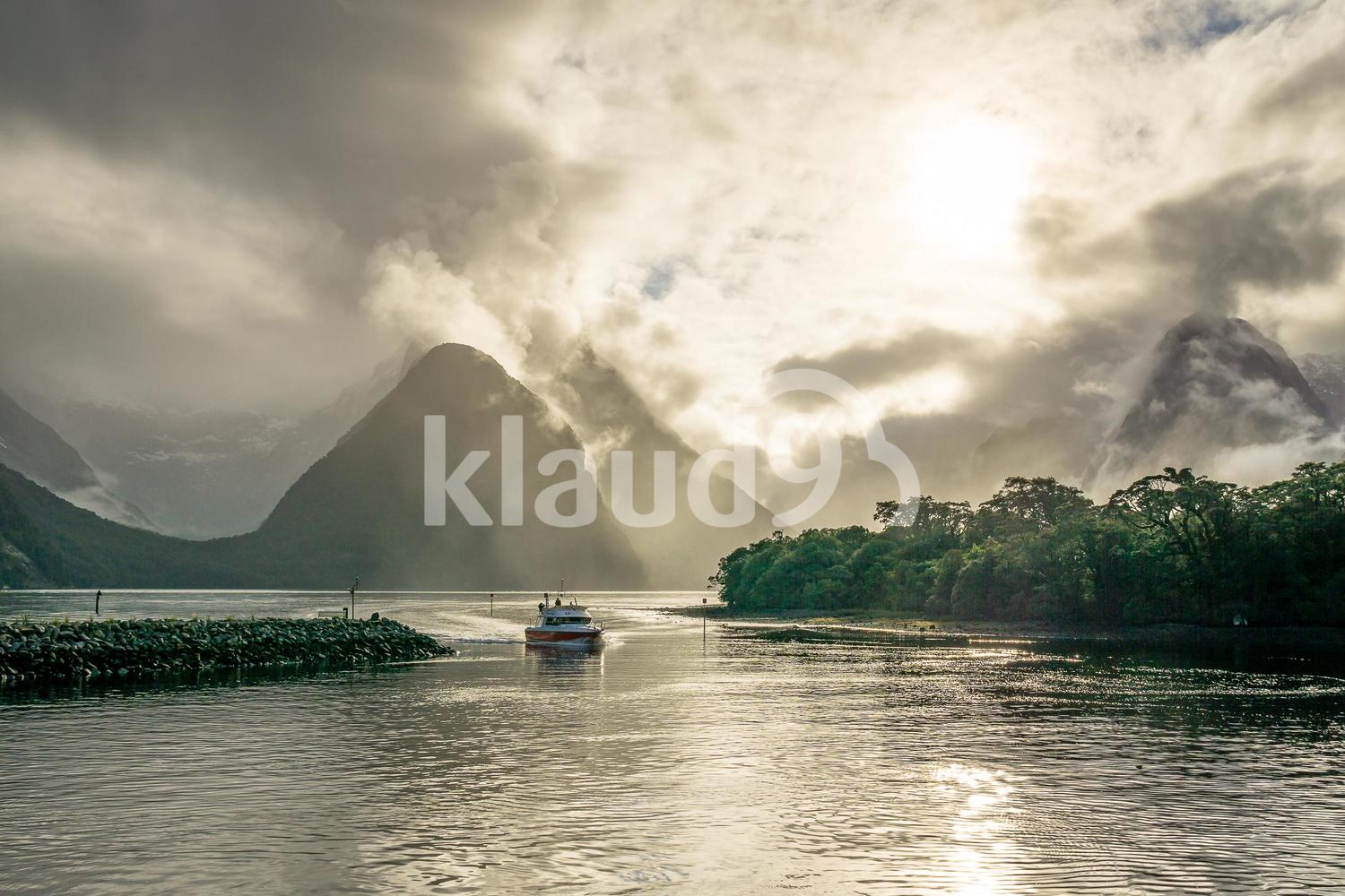 Back from Milford Sound