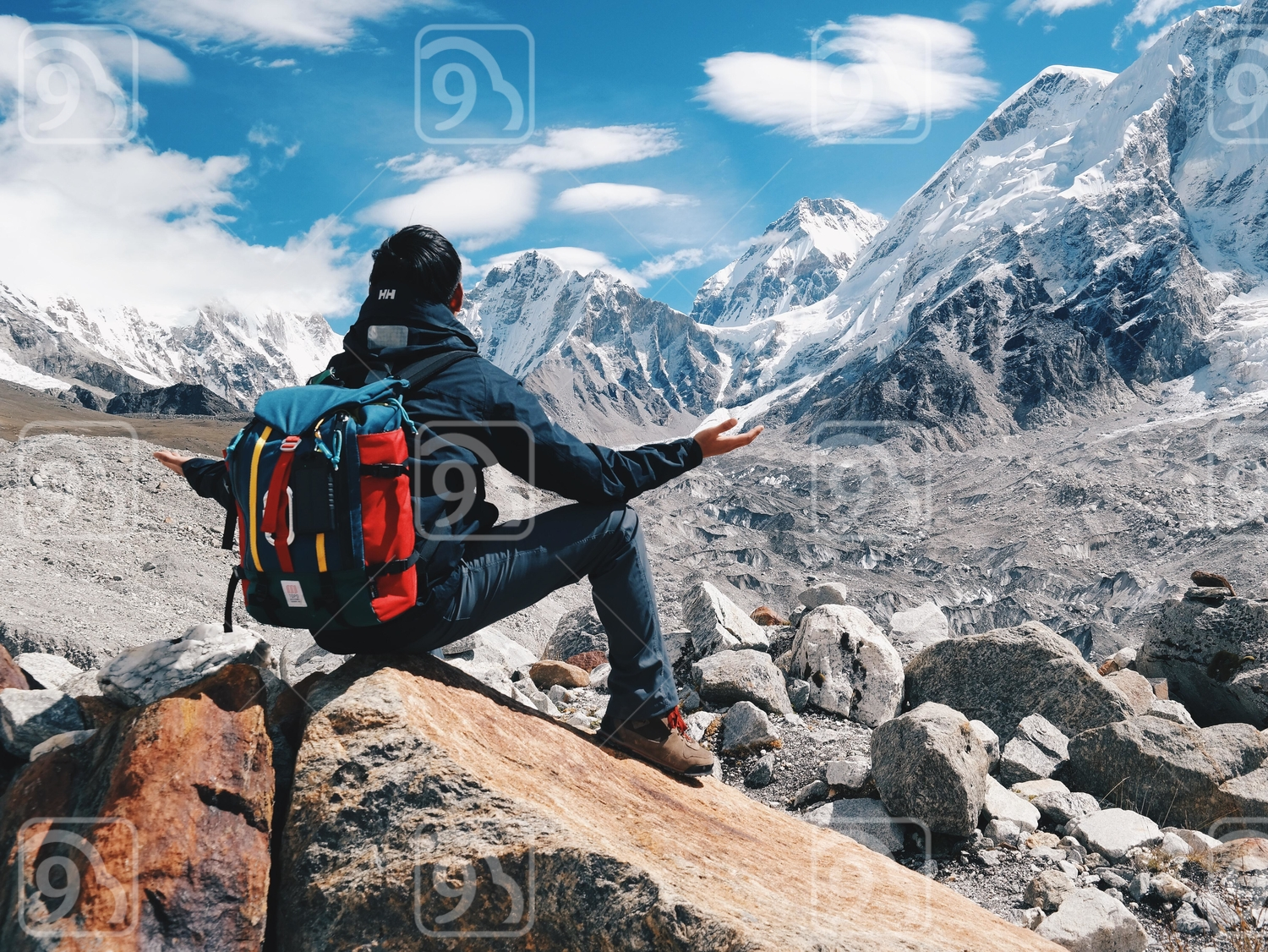Of Mountains and Man