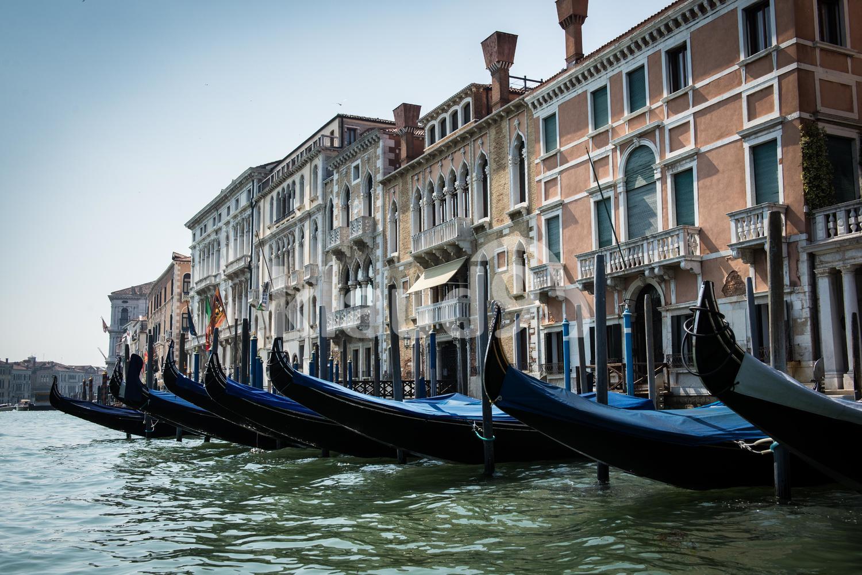 Floating through Venice