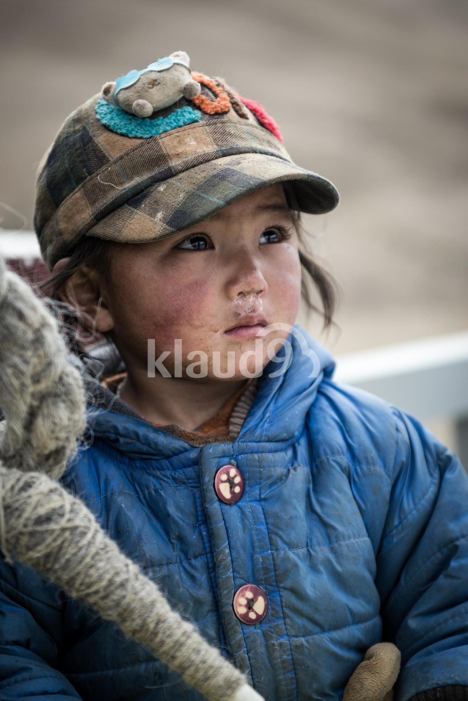 Lovely Tibetan Girl
