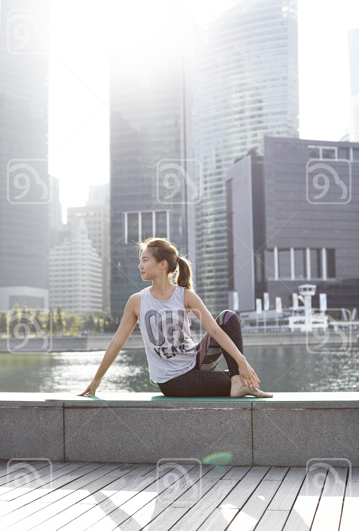 Wonderful Day for Yoga