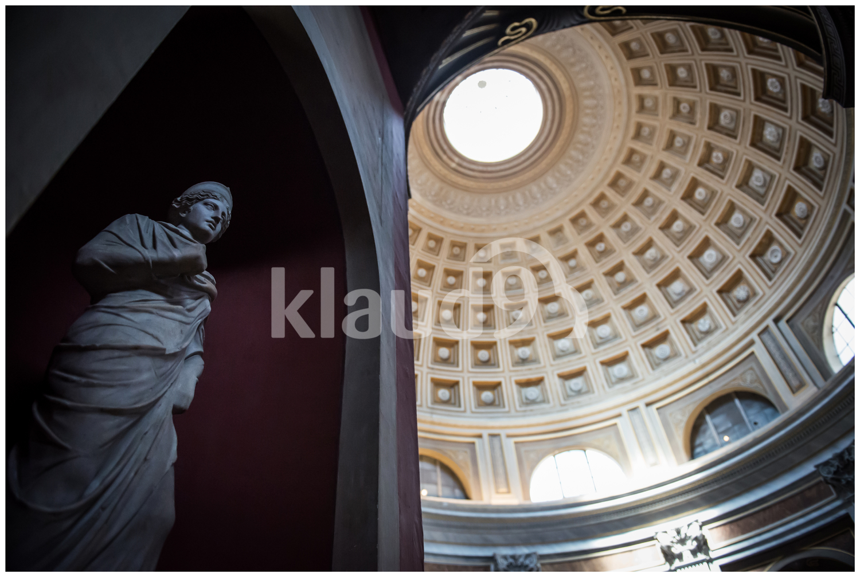 Inside the Vatican Musuem