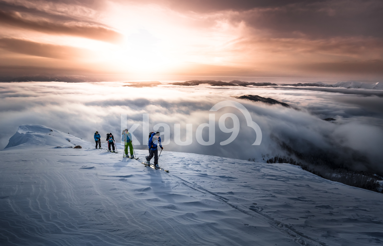 High above the Fog