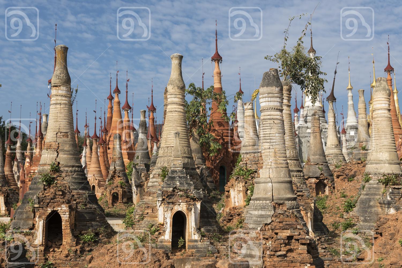 Shwe Inn Thein Pagoda, Burma