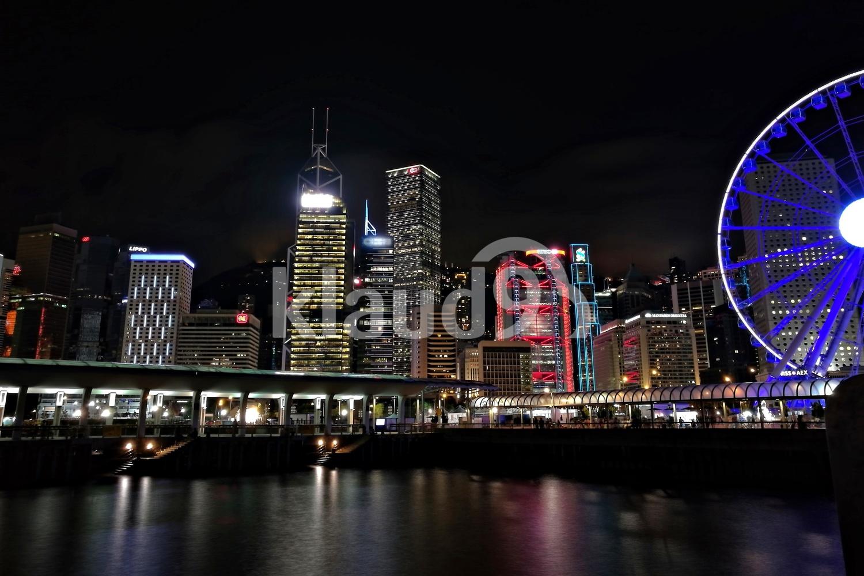 Central pier, Hong Kong