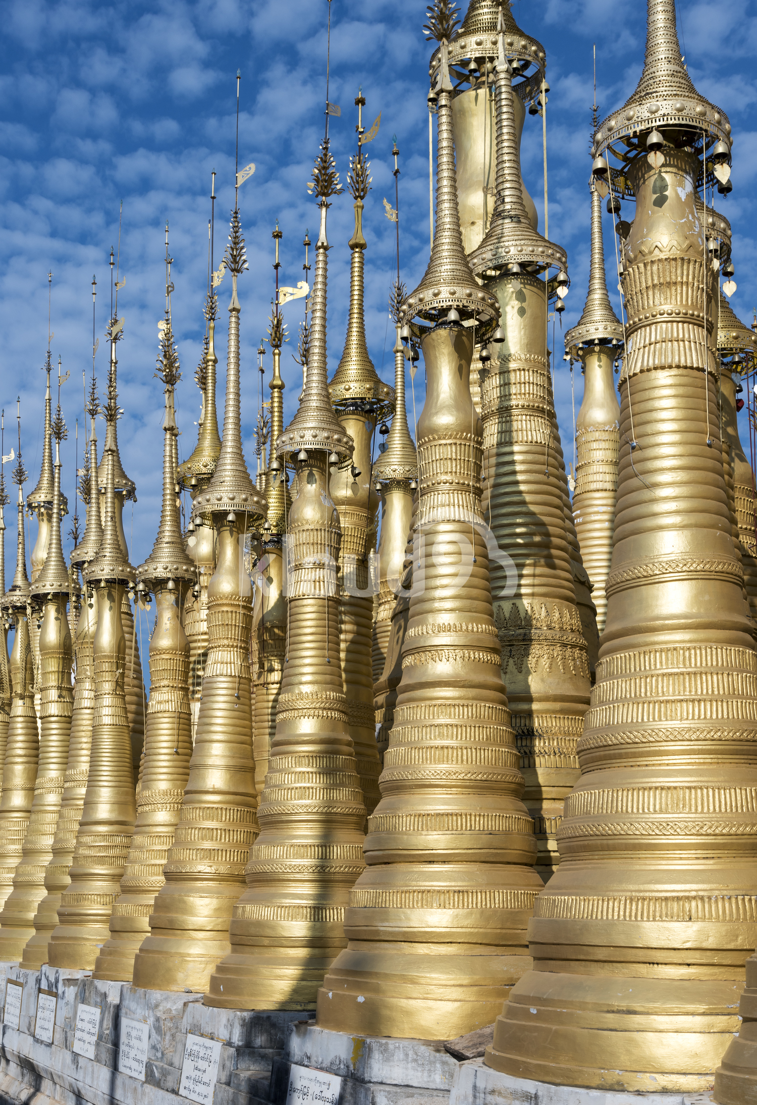 Shwe Inthein Paya, Burma