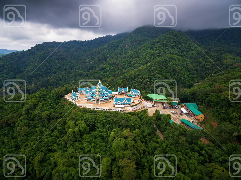 Temple Wat pa phukon