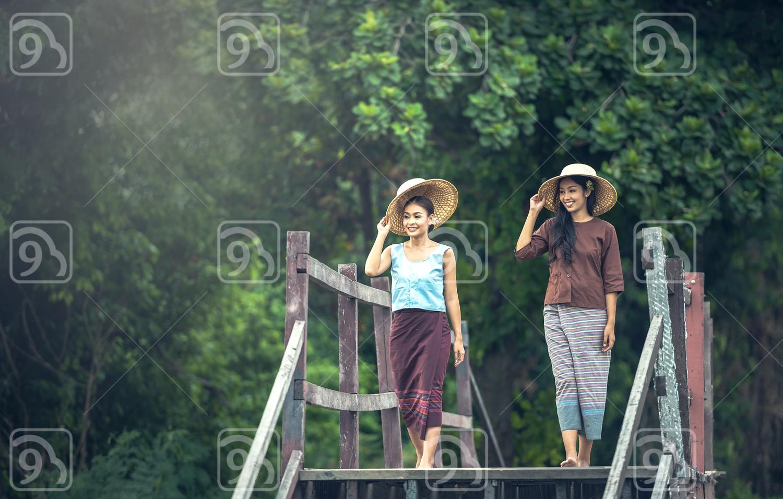 Thai people woman