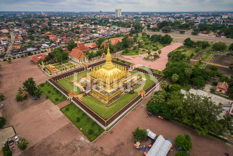 Wat Phra That Luang