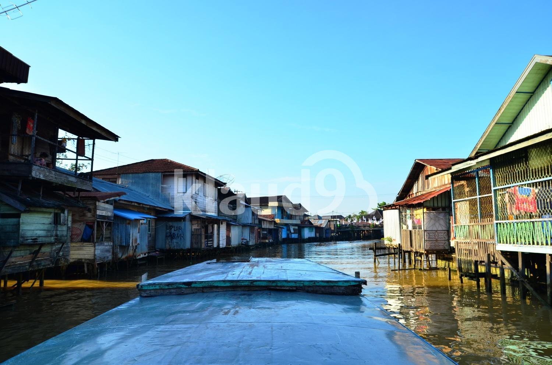 River side villages