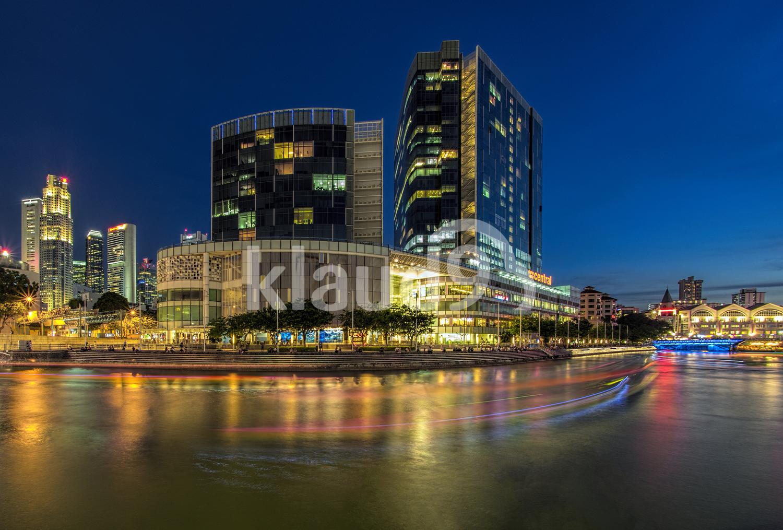 Clarke Quay Central Mall
