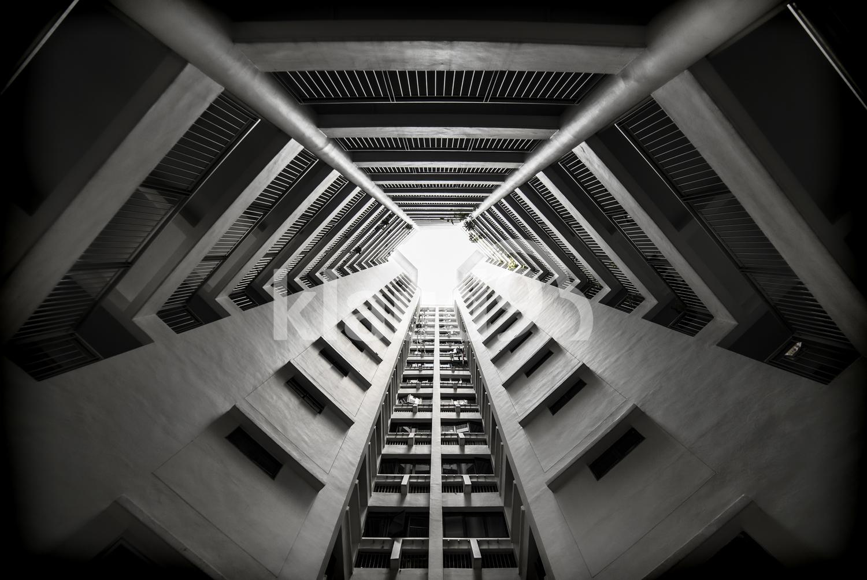 Pentagonal Apartment