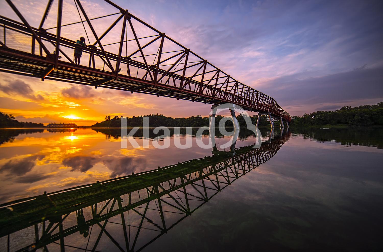 Lorong Halus Bridge, Singapore