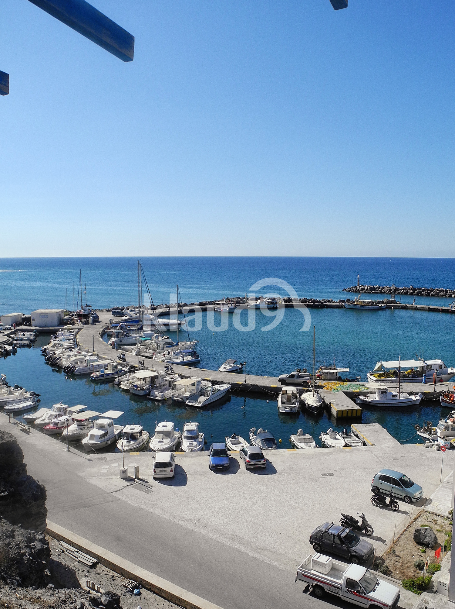 Marina Yacht Greece, Santorini island