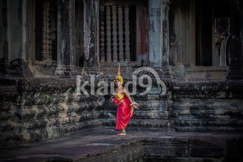 Apsara Dancing; Siem Reap, Cambodia