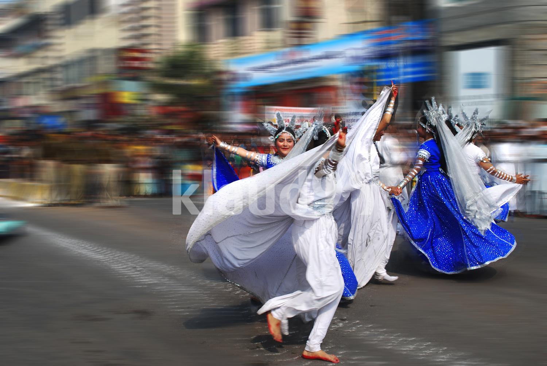 Traditiona dance