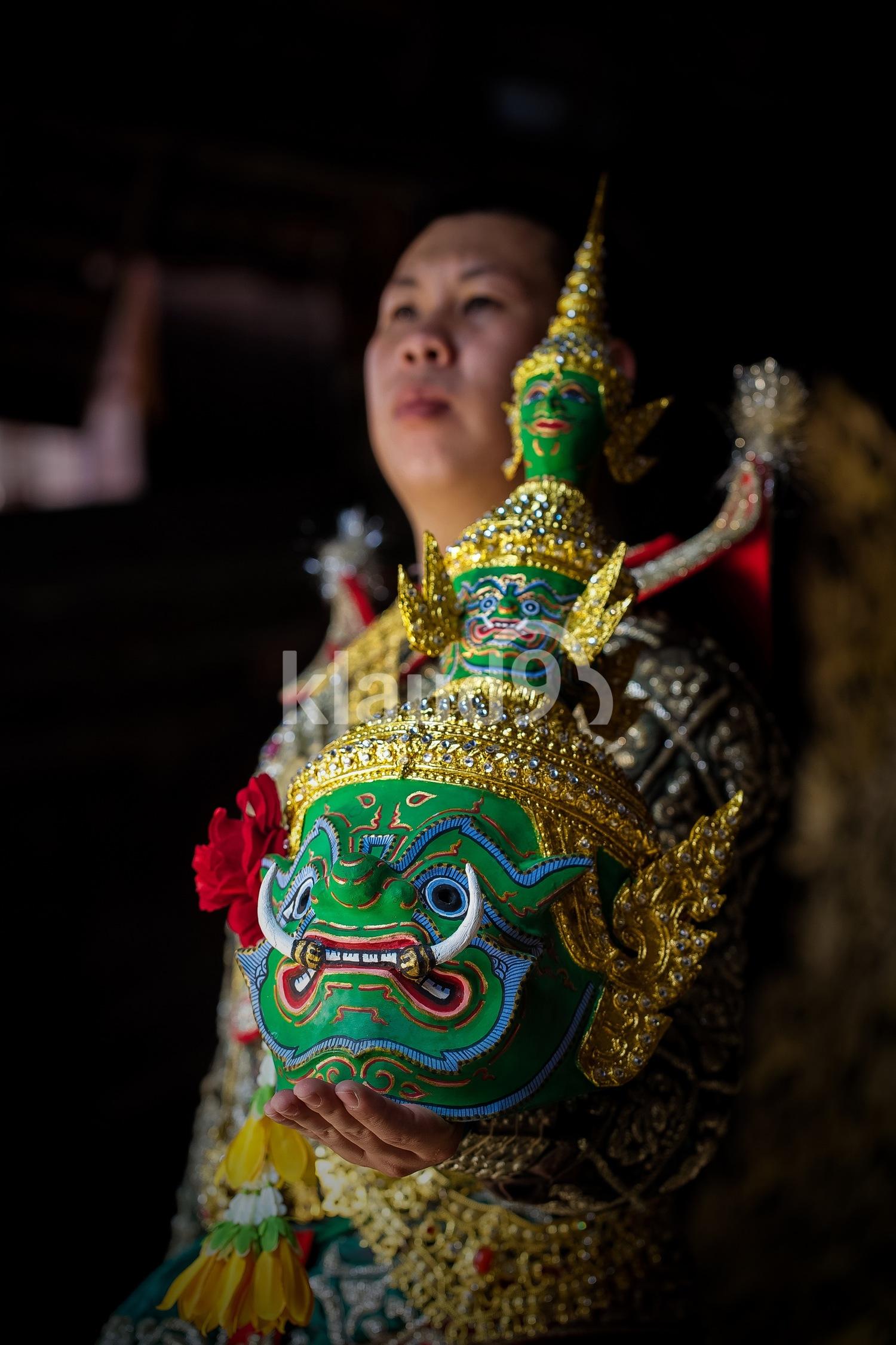 Apsara Dancer; ChiangMai, Thailand