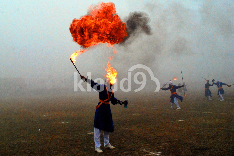 Martial art of Punjab