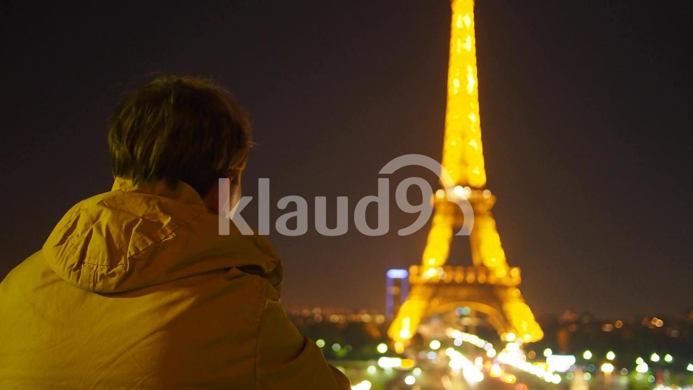 Eiffel Tower; Paris, France