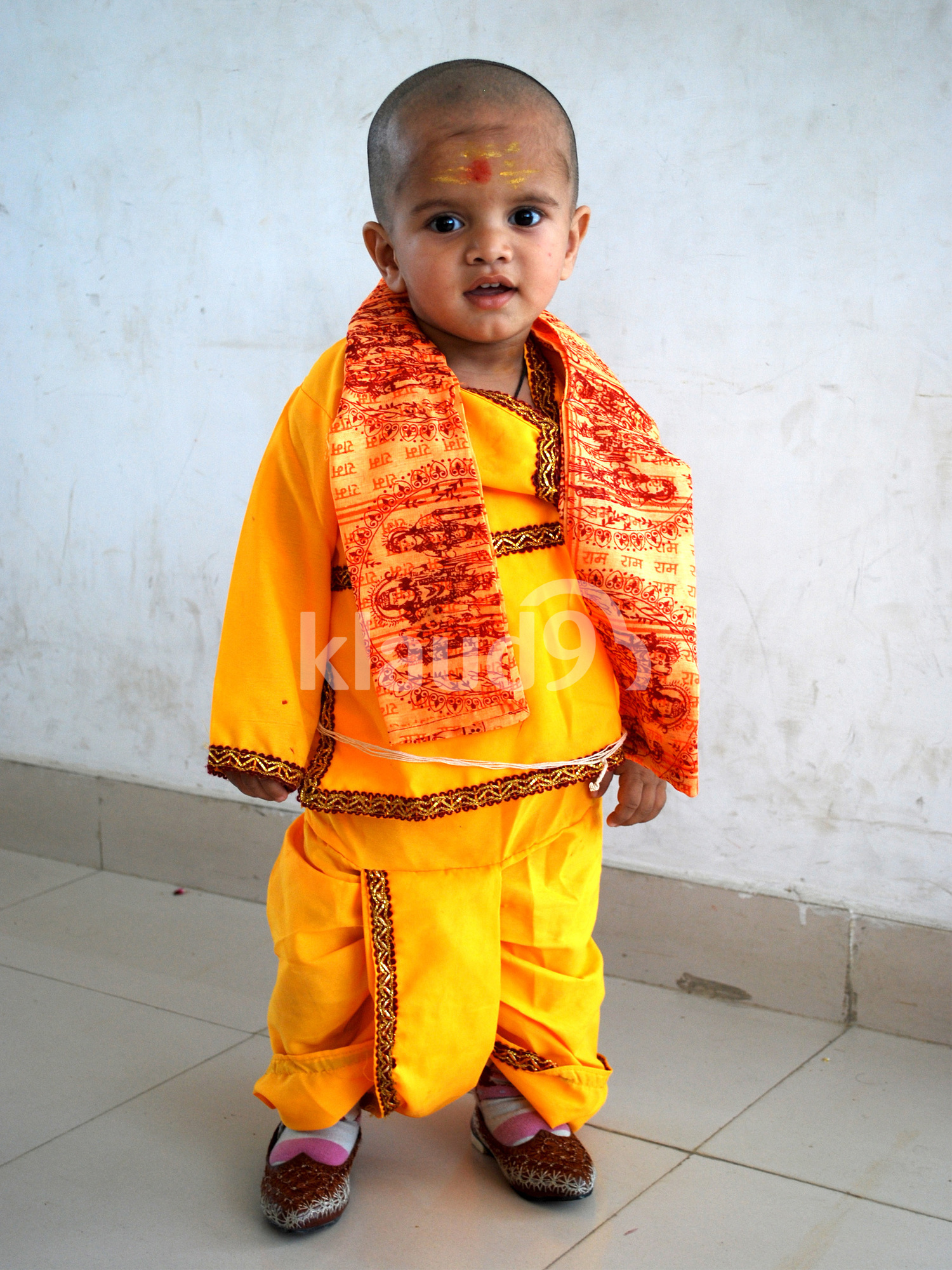 The young Pandit