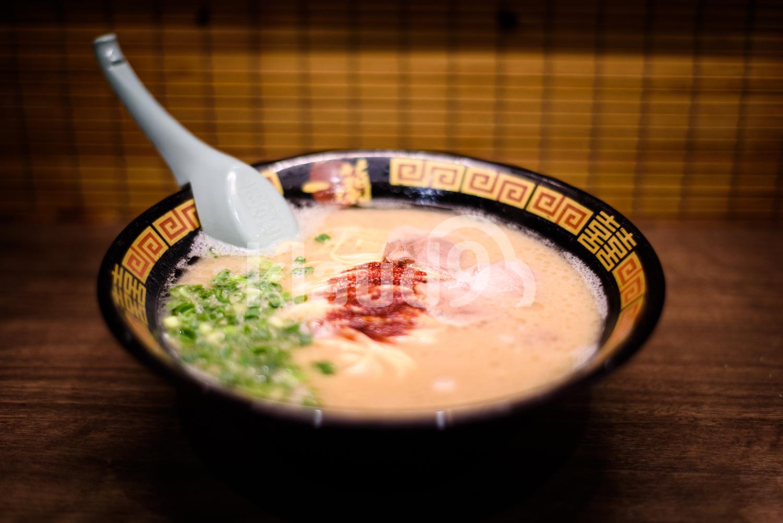 Delicious Japanese ramen