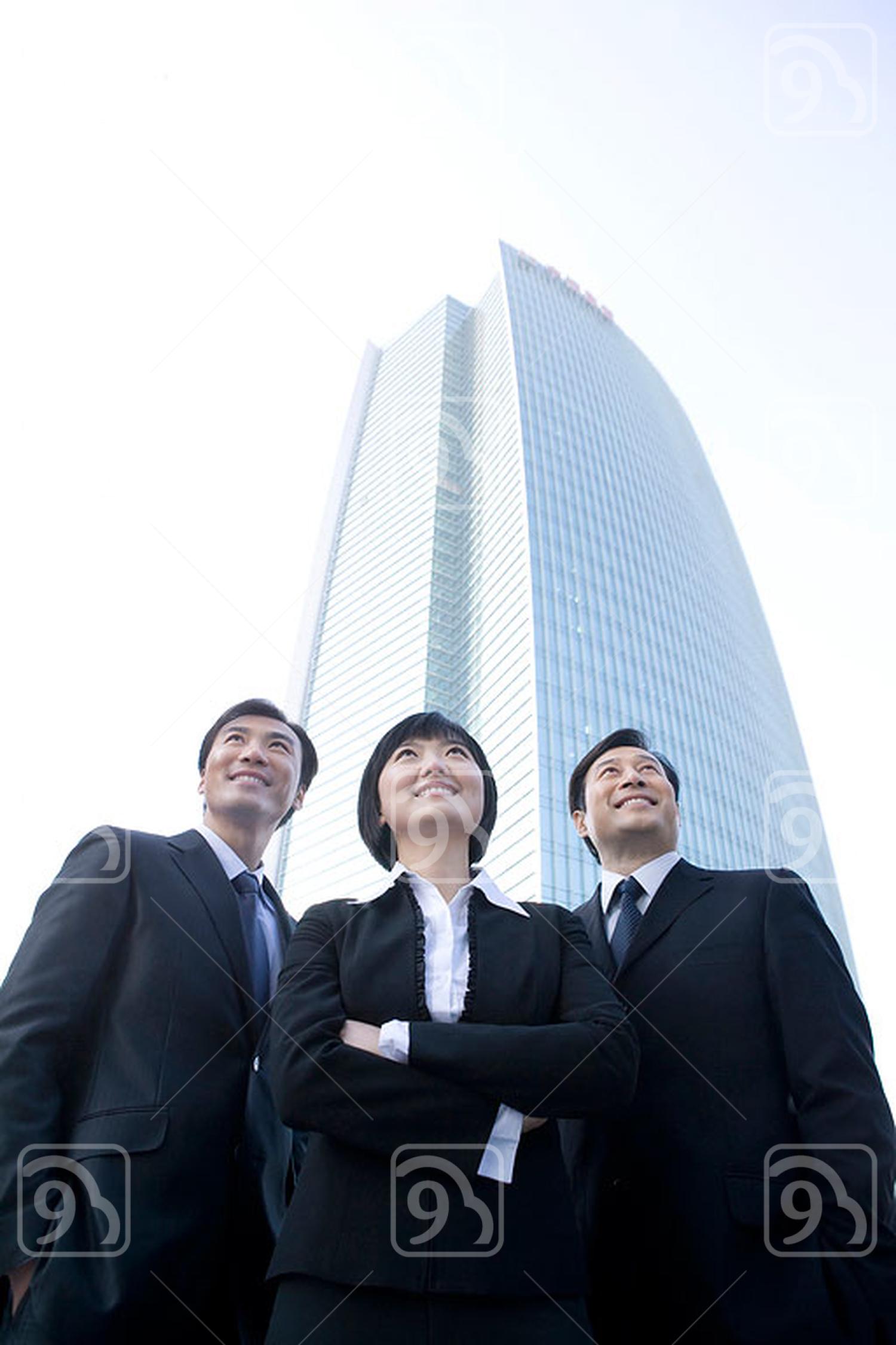 Management level business team