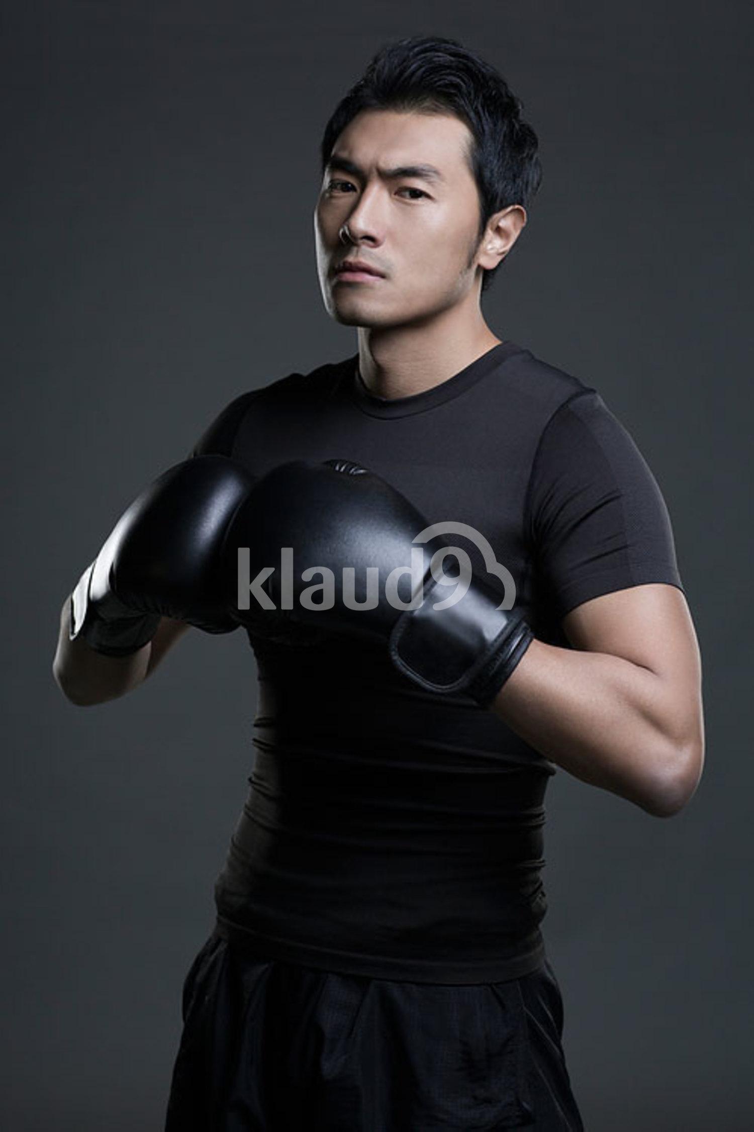Chinese boxer