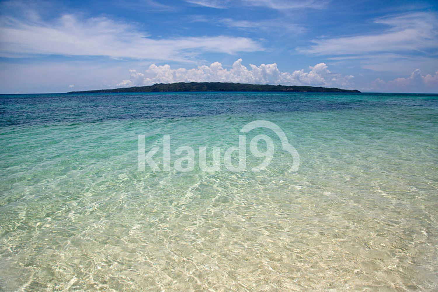 Ocean and sky, Philippines