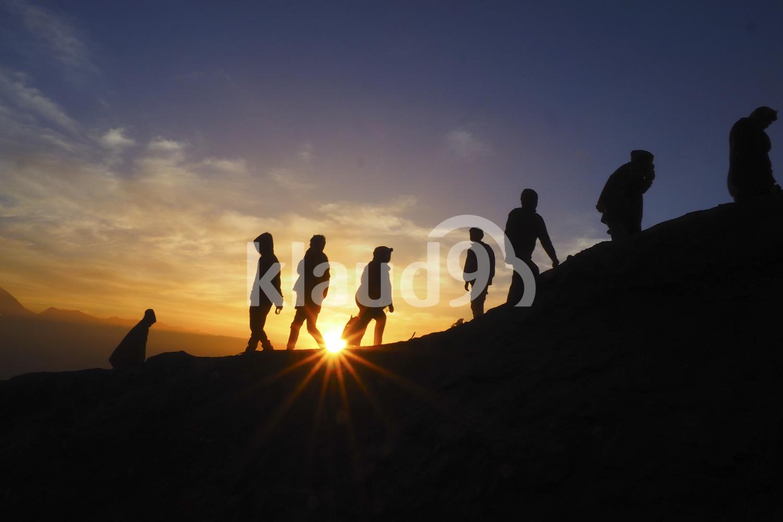 Sunrise in Bromo