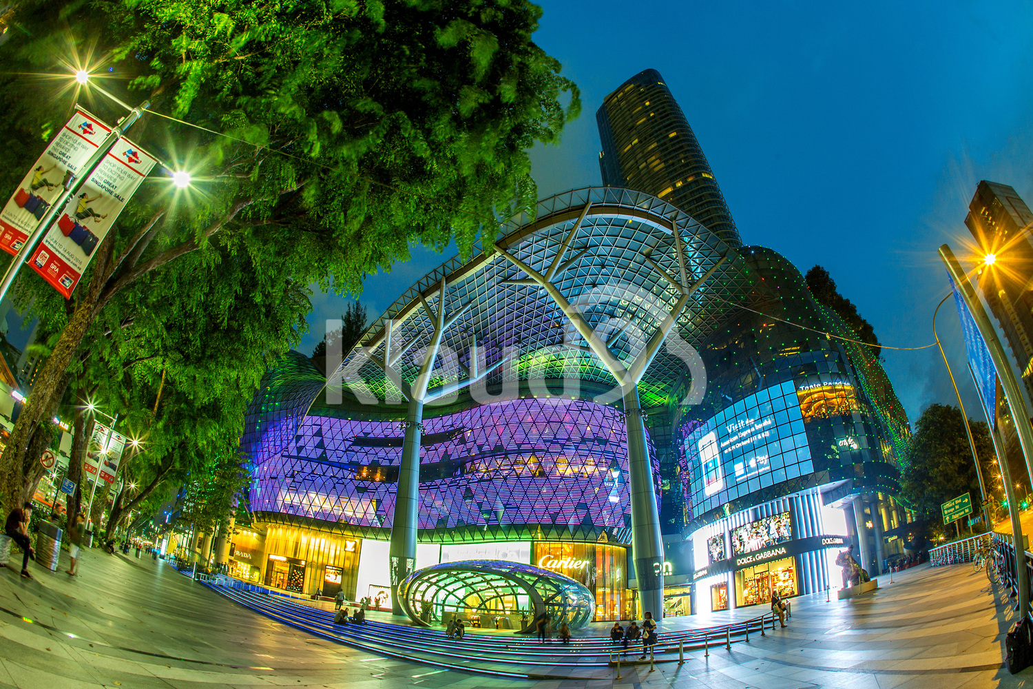 Ion in Orchard Road, Singapore