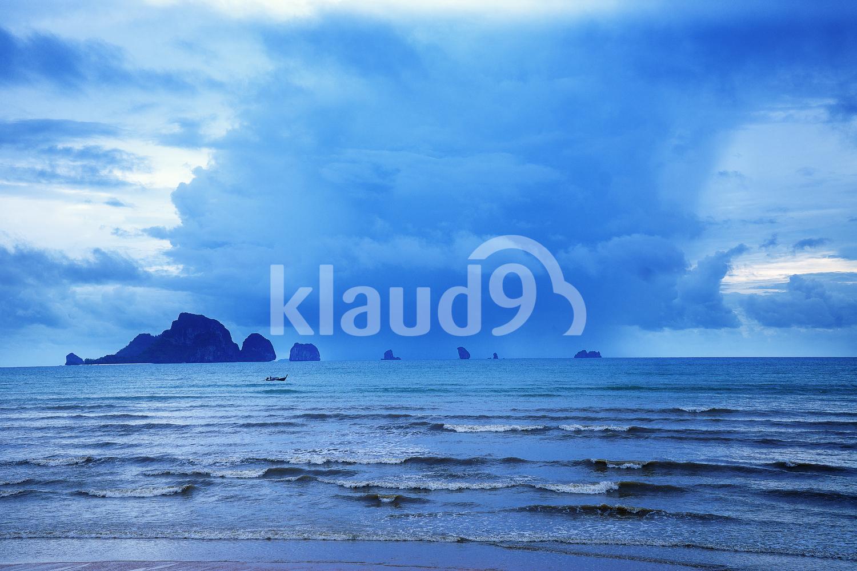 Ocean Storm Tropical