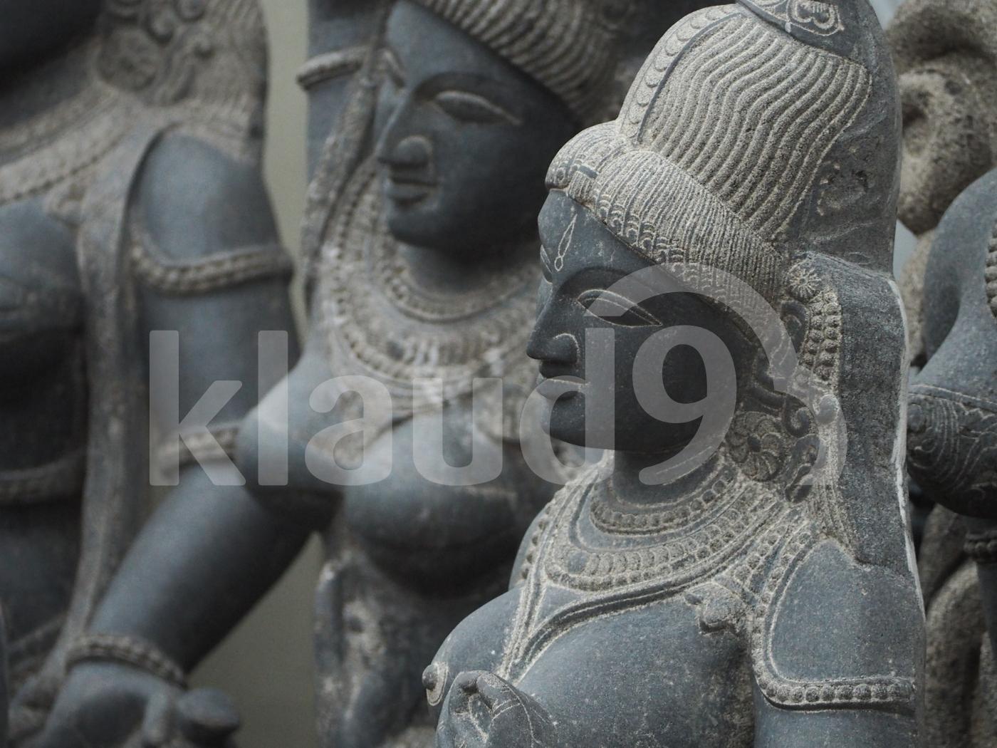 Balinese Female Statues