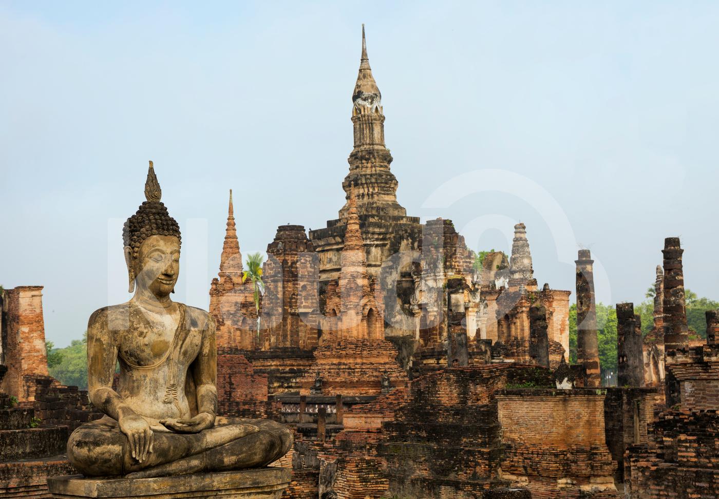 The Siam Kingdom Ruin