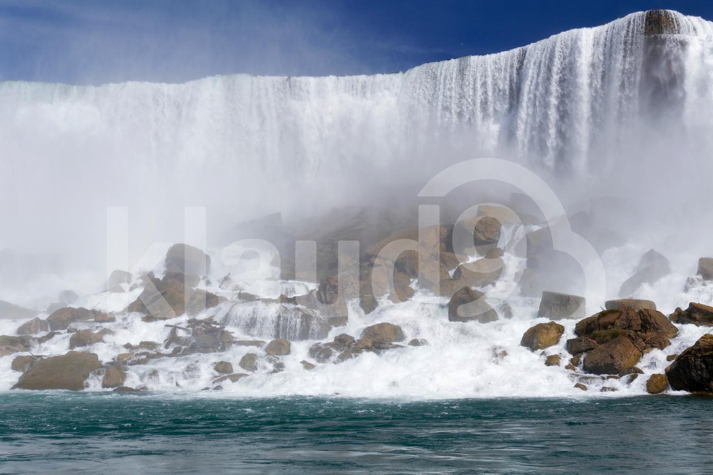 Niagara Waterfall USA.
