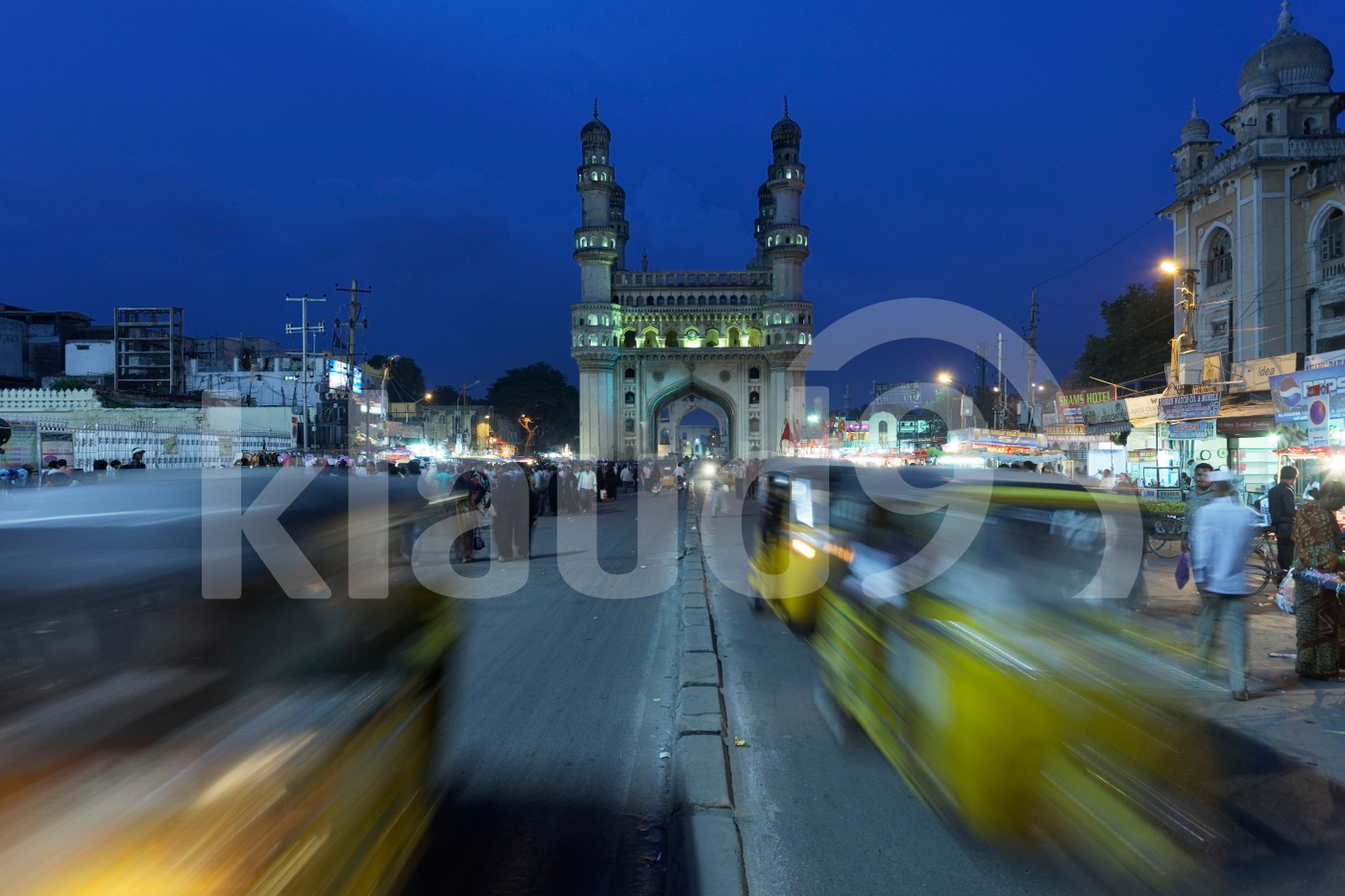 Char minar, Hyderabad, Telangana, India