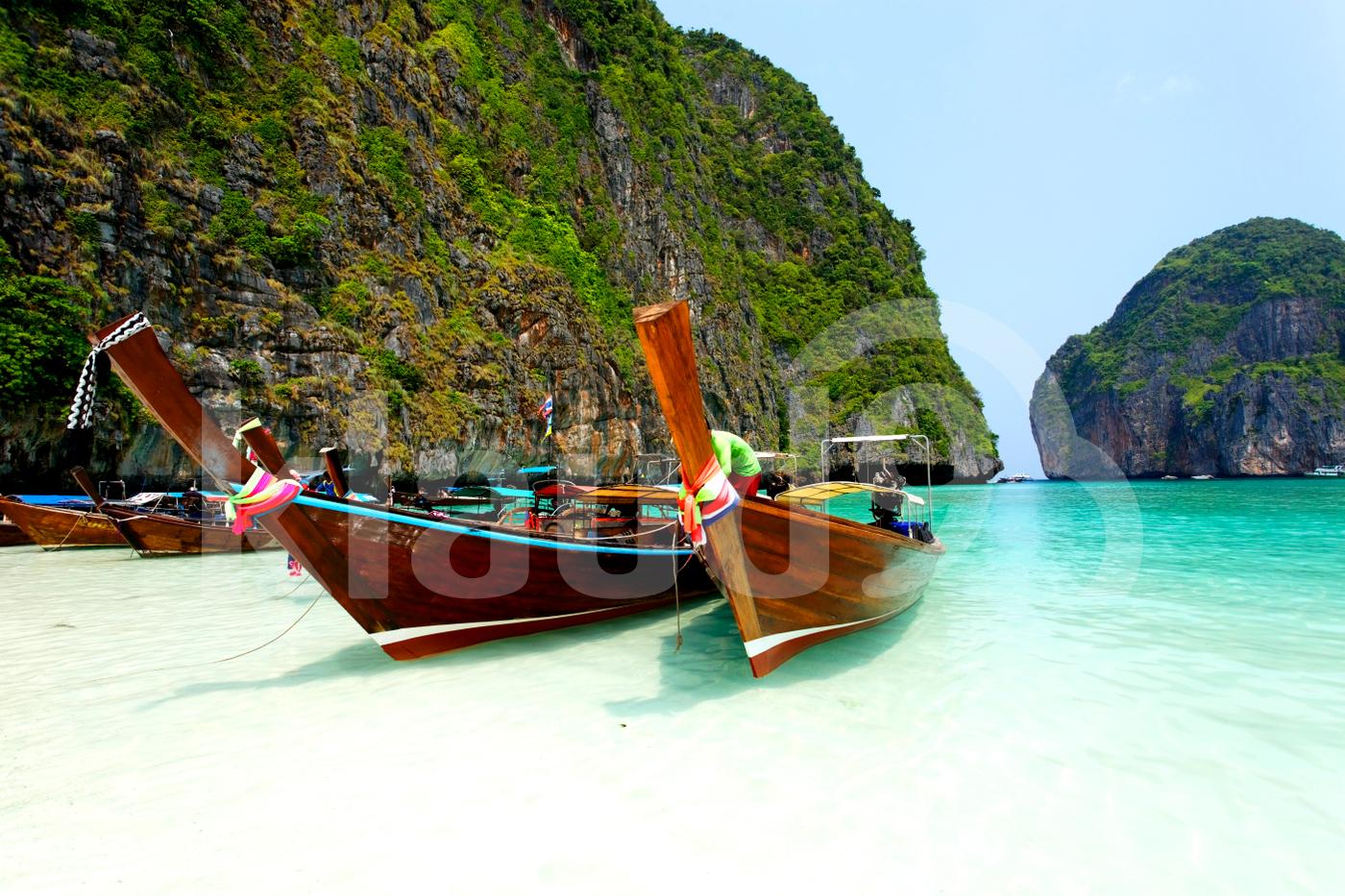 Phi Phi Leh Mah Yah Bay Phuket, Thailand.