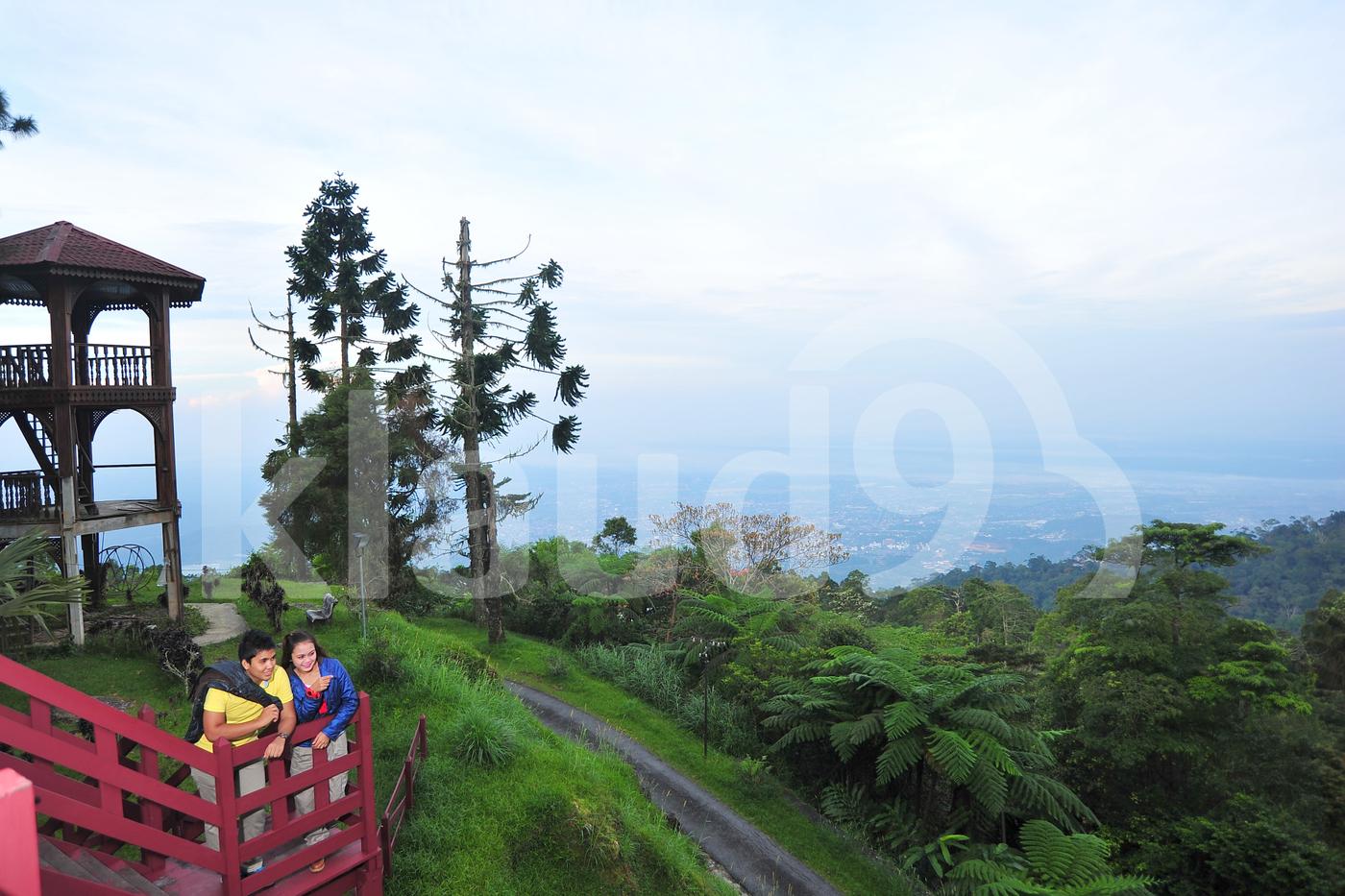 Bukit Larut, Taiping