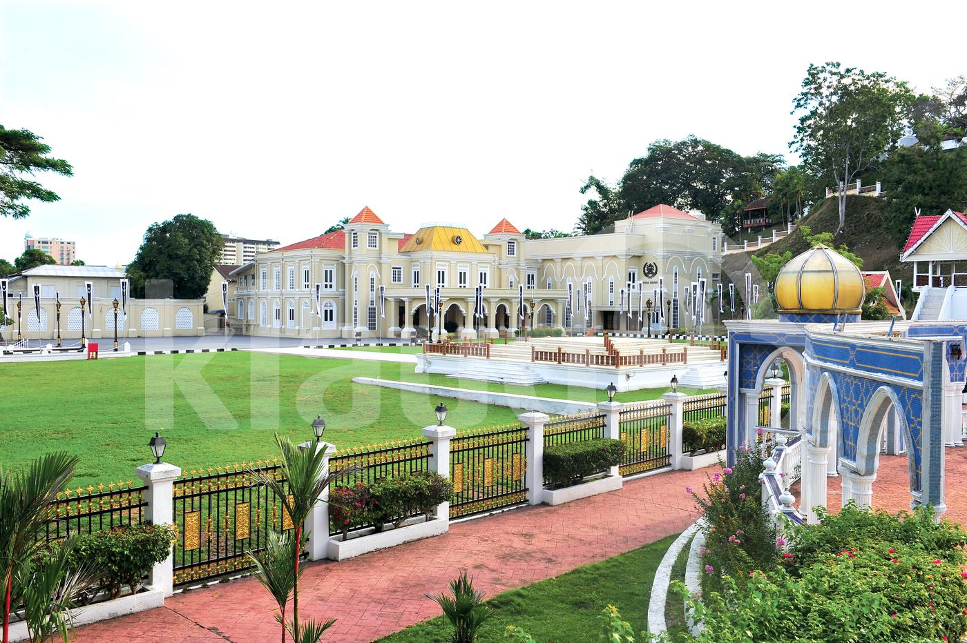 Istana Maziah, Terengganu