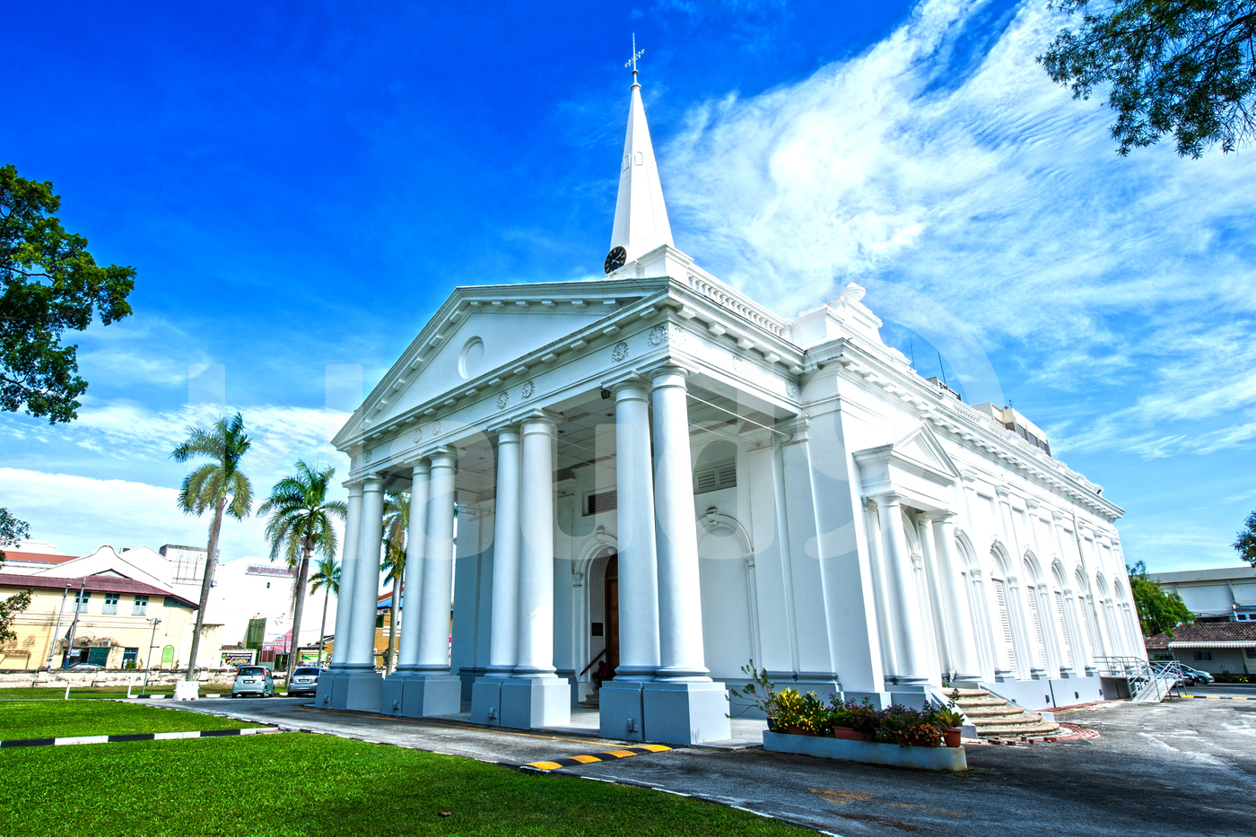 ST GEORGE CHURCH - PENANG