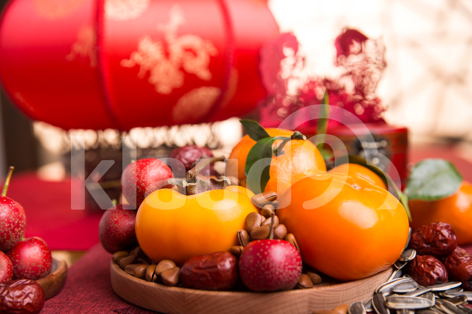 Chinese traditional items for Chinese New Year